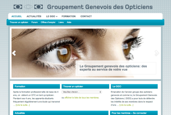 Groupement genevois des opticiens