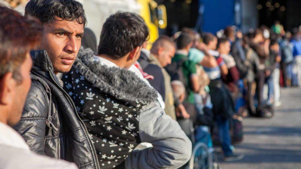 La longue route des réfugiés syriens